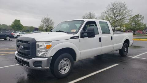 2012 Ford F-250 Super Duty XLT for sale at JOANKA AUTO SALES in Newark NJ