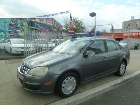 2006 Volkswagen Jetta for sale at JOANKA AUTO SALES in Newark NJ