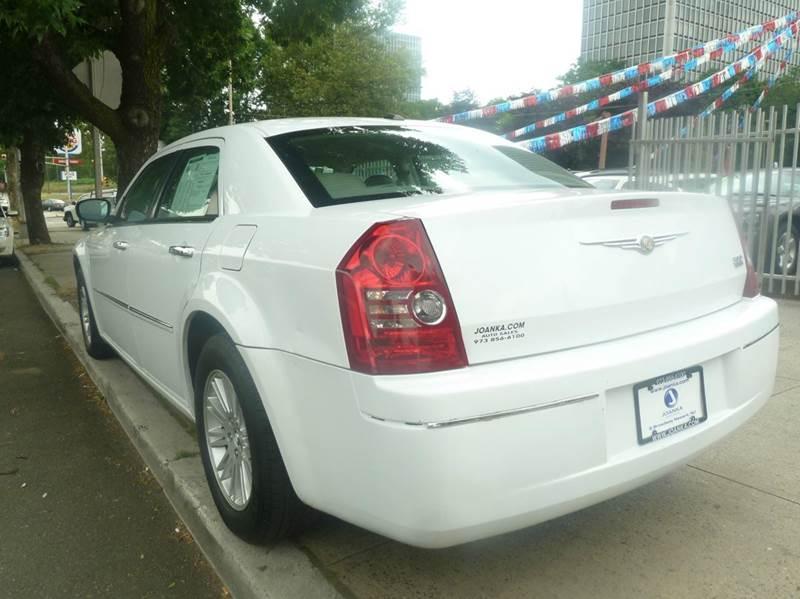 2010 Chrysler 300 for sale at JOANKA AUTO SALES in Newark NJ
