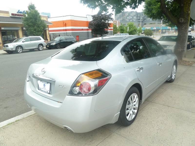 2010 Nissan Altima for sale at JOANKA AUTO SALES in Newark NJ