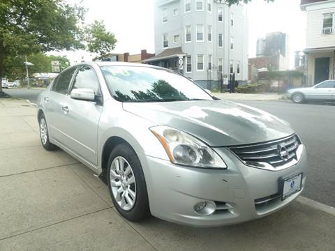 2010 Nissan Altima for sale at JOANKA AUTO SALES in Newark NJ