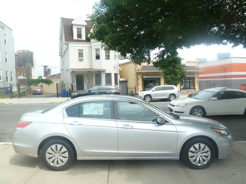 2012 Honda Accord for sale at JOANKA AUTO SALES in Newark NJ