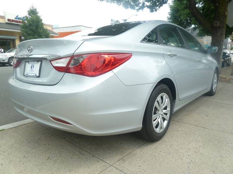 2011 Hyundai Sonata for sale at JOANKA AUTO SALES in Newark NJ