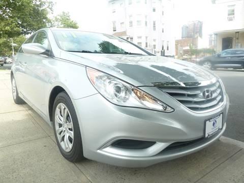 2011 Hyundai Sonata for sale at JOANKA AUTO SALES in Newark NJ