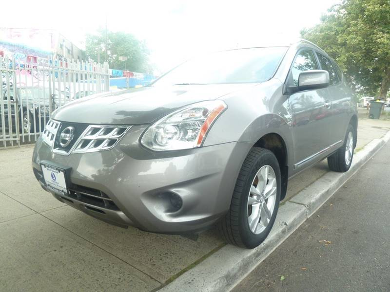 2012 Nissan Rogue for sale at JOANKA AUTO SALES in Newark NJ