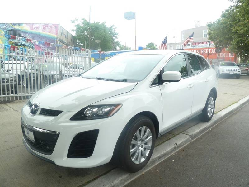 2010 Mazda CX-7 for sale at JOANKA AUTO SALES in Newark NJ