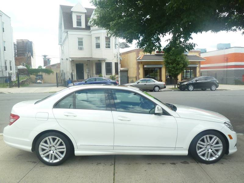 2009 Mercedes-Benz C-Class for sale at JOANKA AUTO SALES in Newark NJ