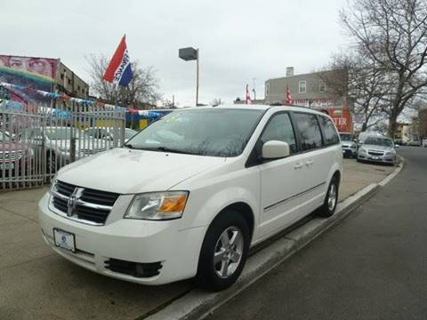 2008 Dodge Grand Caravan for sale at JOANKA AUTO SALES in Newark NJ