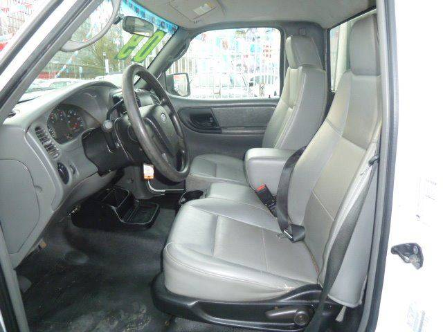 2009 Ford Ranger for sale at JOANKA AUTO SALES in Newark NJ