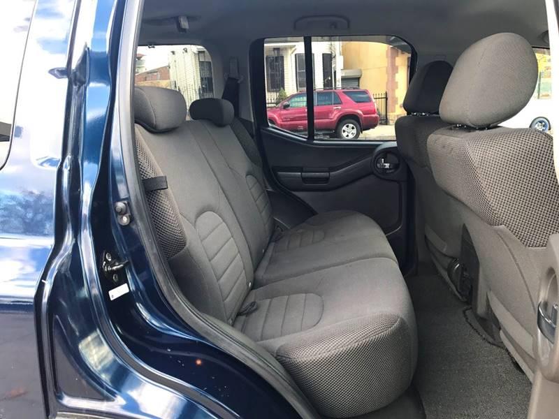 2007 Nissan Xterra for sale at JOANKA AUTO SALES in Newark NJ