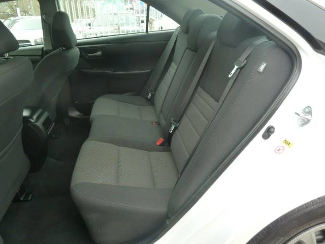 2015 Toyota Camry for sale at JOANKA AUTO SALES in Newark NJ