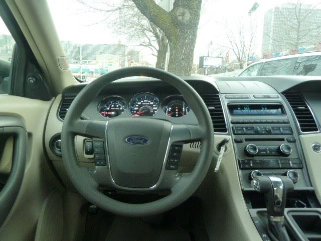 2011 Ford Taurus for sale at JOANKA AUTO SALES in Newark NJ