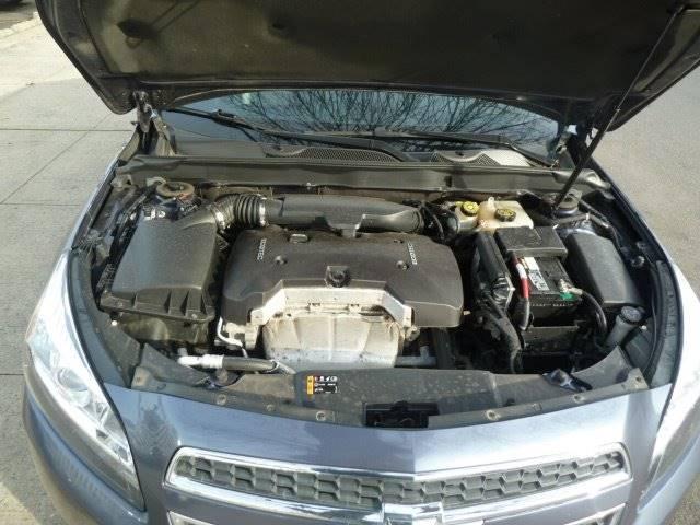 2013 Chevrolet Malibu for sale at JOANKA AUTO SALES in Newark NJ