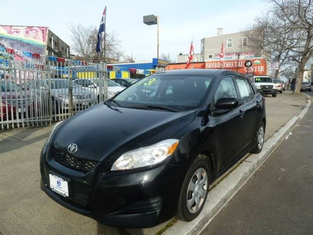 2013 Toyota Matrix for sale at JOANKA AUTO SALES in Newark NJ