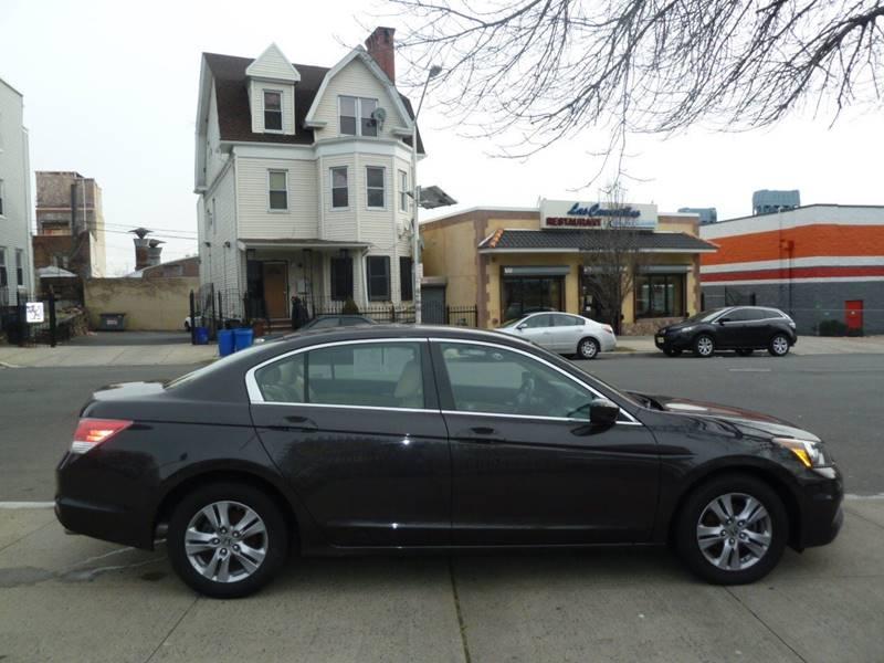 2012 Honda Accord for sale at JOANKA AUTO SALES in Newark NJ