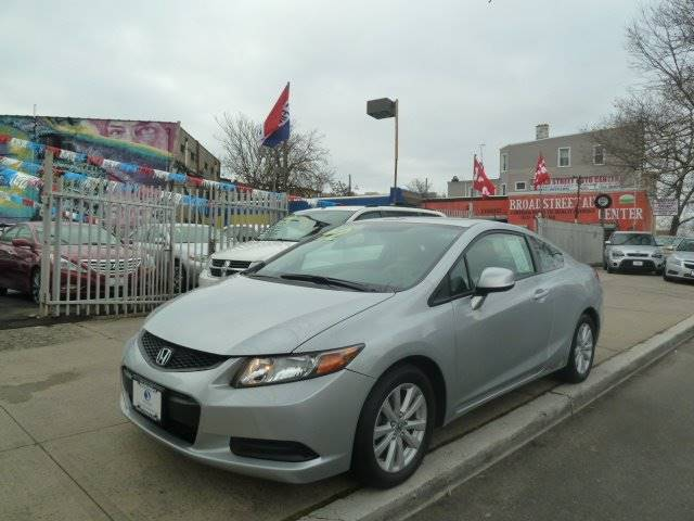2012 Honda Civic for sale at JOANKA AUTO SALES in Newark NJ