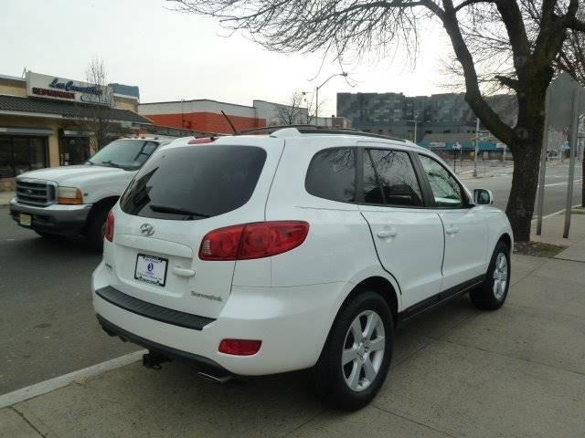 2007 Hyundai Santa Fe for sale at JOANKA AUTO SALES in Newark NJ