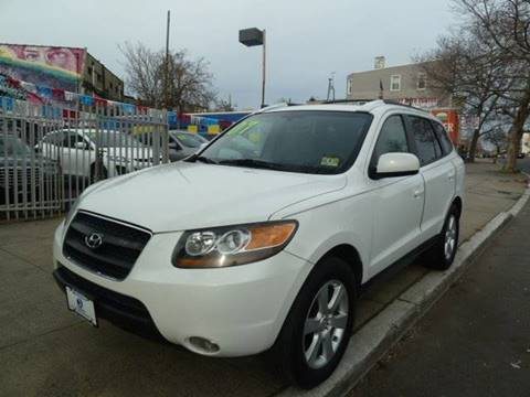 2007 Hyundai Santa Fe for sale at JOANKA AUTO SALES in Newark NJ