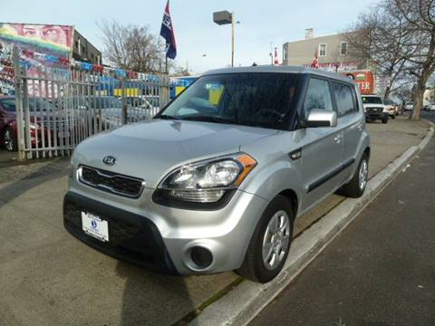 2012 Kia Soul for sale at JOANKA AUTO SALES in Newark NJ