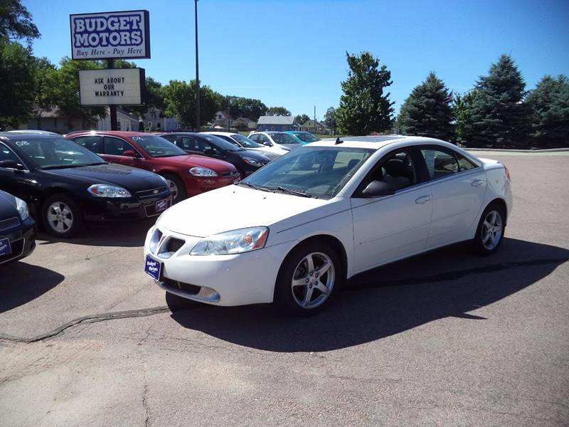 2008 Pontiac G6 4dr Sedan - Sioux City IA