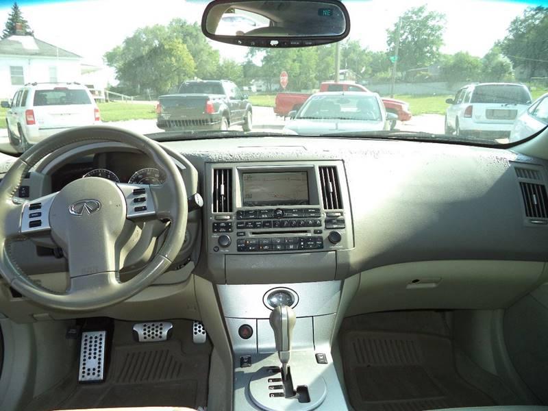2005 Infiniti FX45 AWD 4dr SUV - Sioux City IA