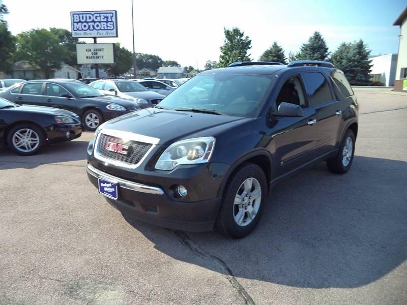 2009 GMC Acadia AWD SLE-1 4dr SUV - Sioux City IA