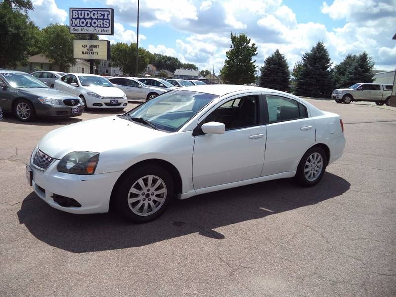 2011 Mitsubishi Galant FE 4dr Sedan - Sioux City IA