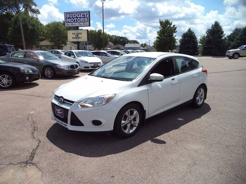2014 Ford Focus SE 4dr Hatchback - Sioux City IA