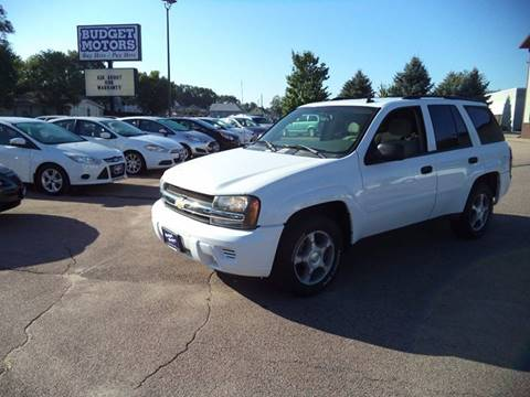 2006 Chevrolet TrailBlazer for sale in Sioux City, IA