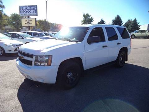 2010 Chevrolet Tahoe for sale in Sioux City, IA