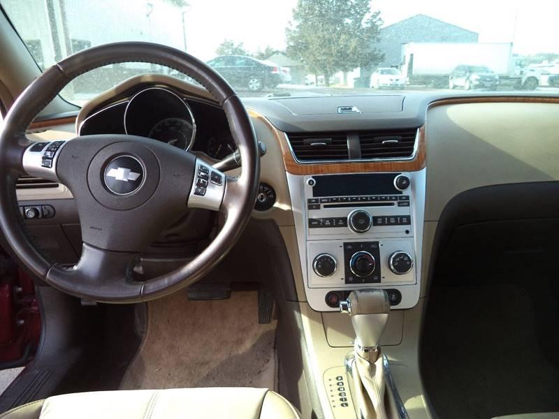 2008 Chevrolet Malibu LT 4dr Sedan w/2LT - Sioux City IA