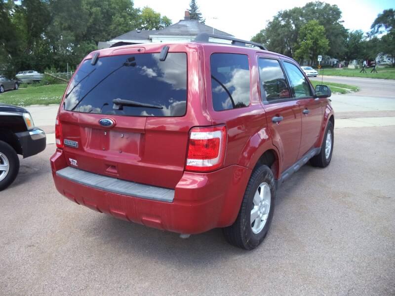 2010 Ford Escape AWD XLT 4dr SUV - Sioux City IA