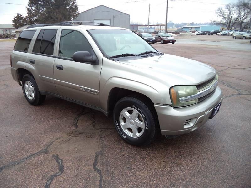 2002 Chevrolet TrailBlazer  - Sioux City IA