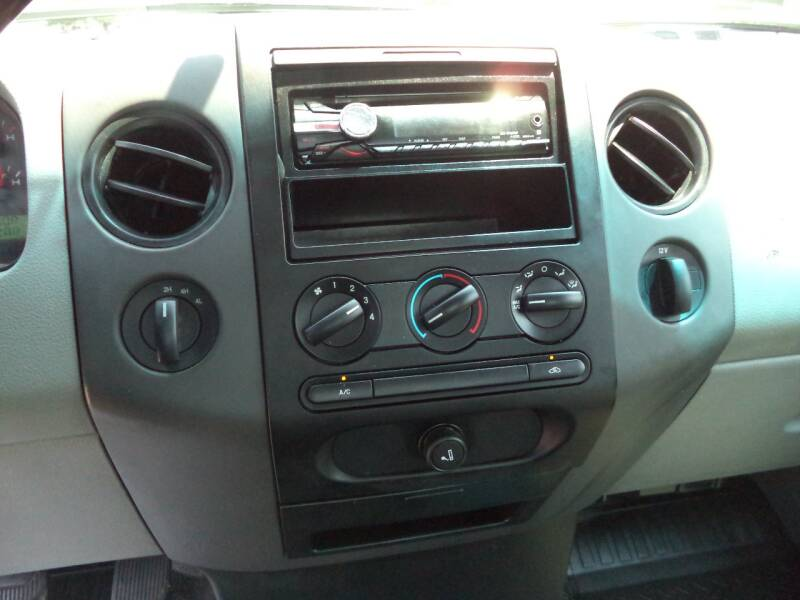 2007 Ford F-150 XL 2dr Regular Cab 4x4 Styleside 6.5 ft. SB - Sioux City IA