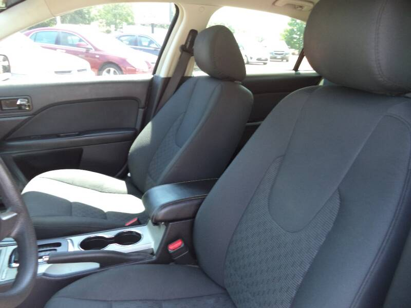 2012 Ford Fusion SE 4dr Sedan - Sioux City IA