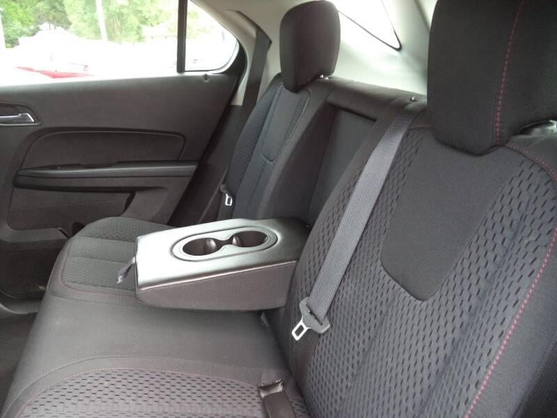 2014 Chevrolet Equinox AWD LS 4dr SUV - Sioux City IA
