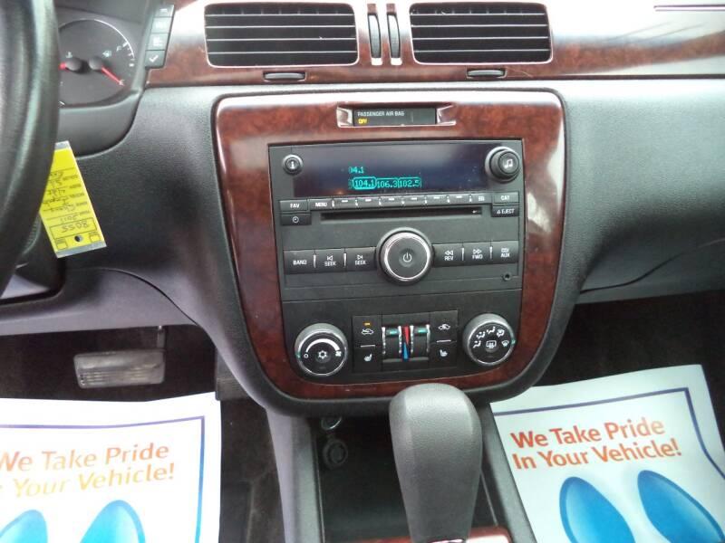 2011 Chevrolet Impala LTZ 4dr Sedan - Sioux City IA