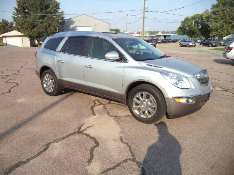 2012 Buick Enclave AWD Leather 4dr Crossover - Sioux City IA