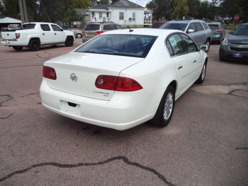 2007 Buick Lucerne CX 4dr Sedan - Sioux City IA