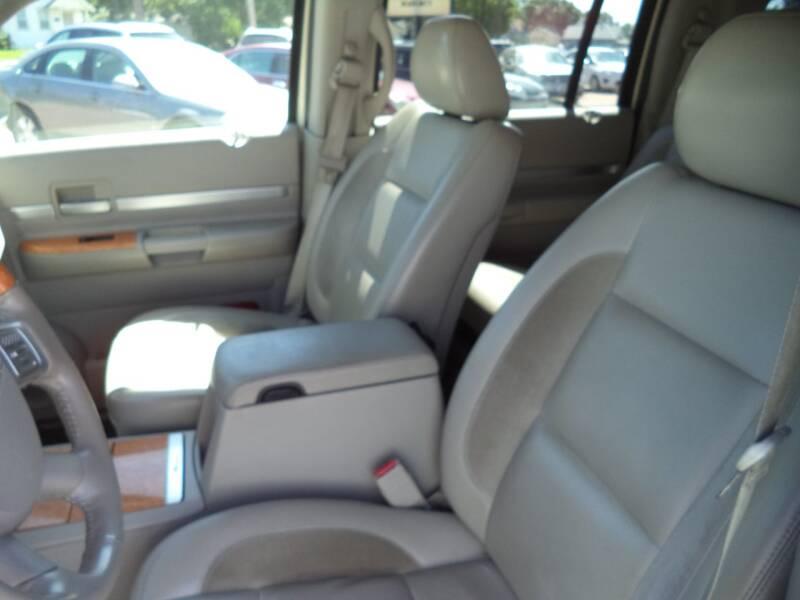 2009 Chrysler Aspen Hybrid 4x4 Limited 4dr SUV - Sioux City IA