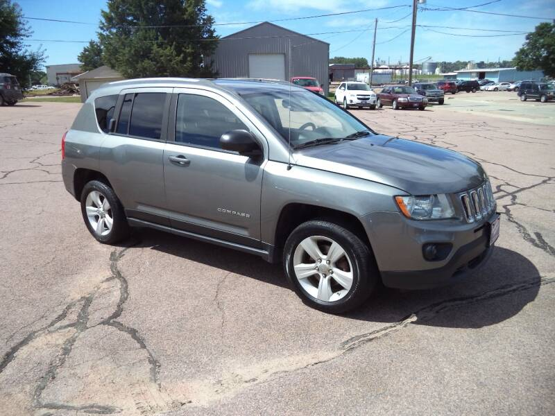 2013 Jeep Compass 4x4 Sport 4dr SUV - Sioux City IA