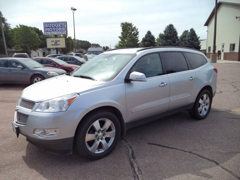 2012 Chevrolet Traverse AWD LTZ 4dr SUV - Sioux City IA