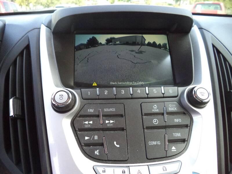 2013 Chevrolet Equinox AWD LT 4dr SUV w/ 1LT - Sioux City IA