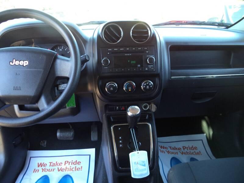 2010 Jeep Patriot 4x4 Sport 4dr SUV - Sioux City IA