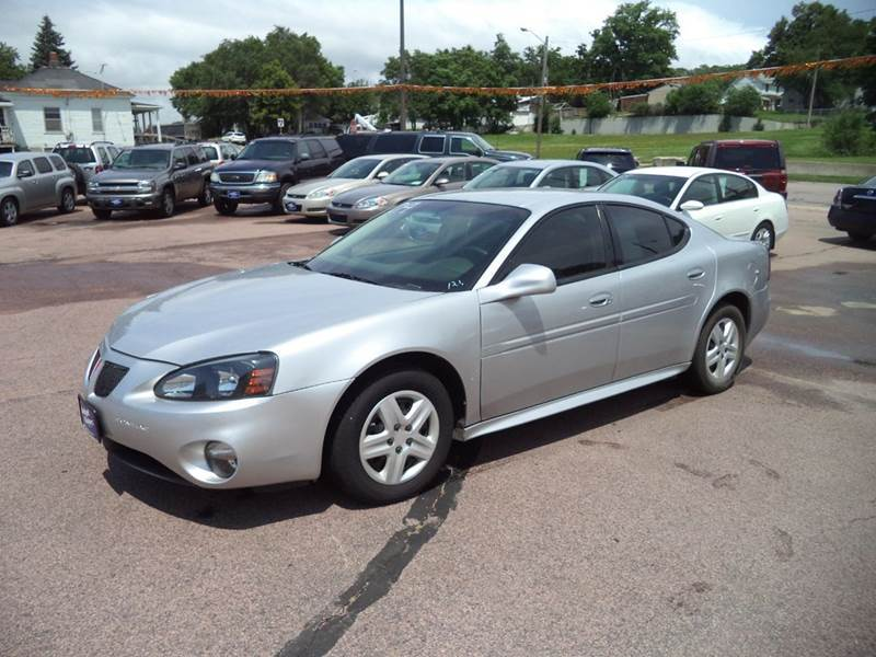 2004 Pontiac Grand Prix GT1 4dr Sedan - Sioux City IA