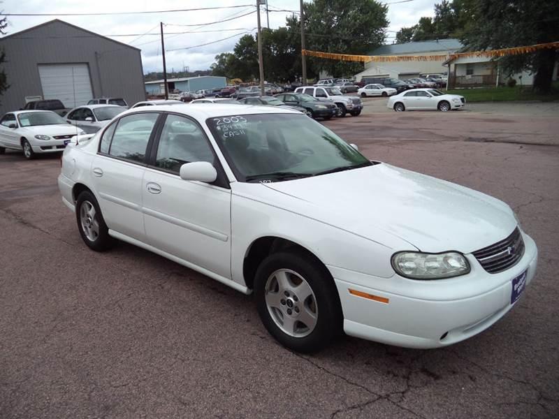 2003 Chevrolet Malibu LS 4dr Sedan - Sioux City IA