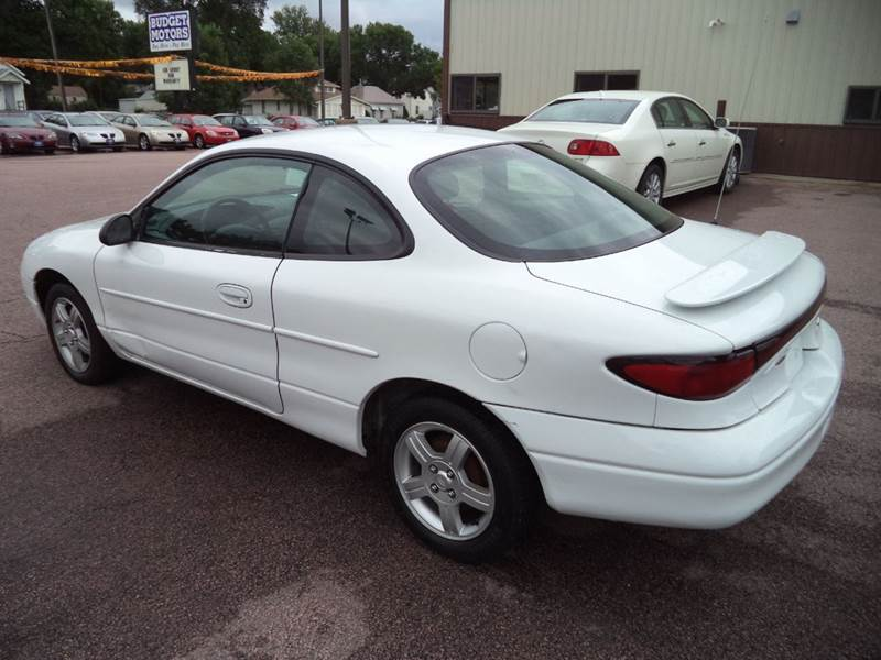 2003 Ford Escort ZX2 2dr Coupe - Sioux City IA