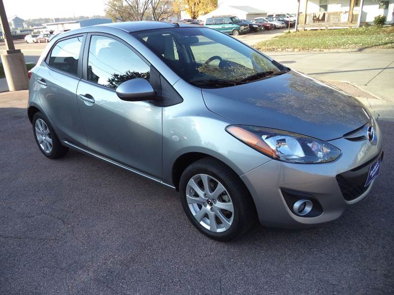2014 Mazda MAZDA2 Touring 4dr Hatchback 5M - Sioux City IA