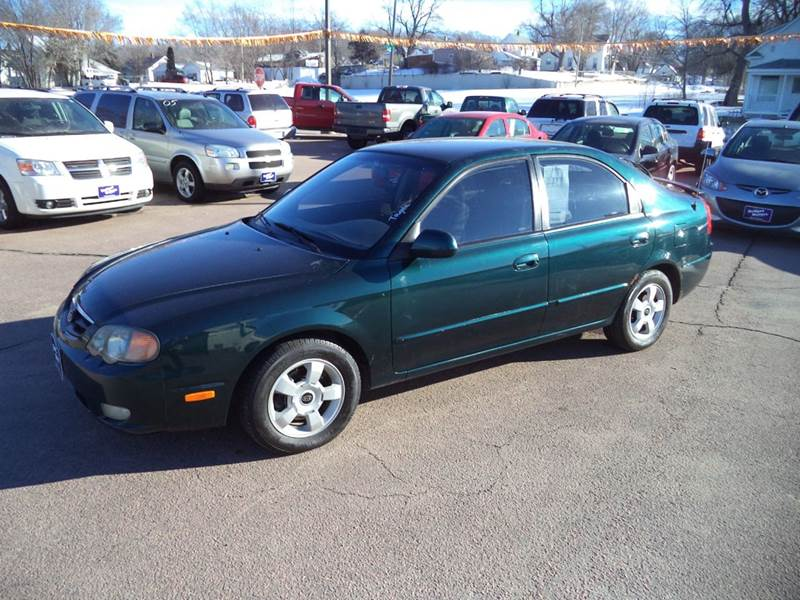 2003 Kia Spectra  - Sioux City IA