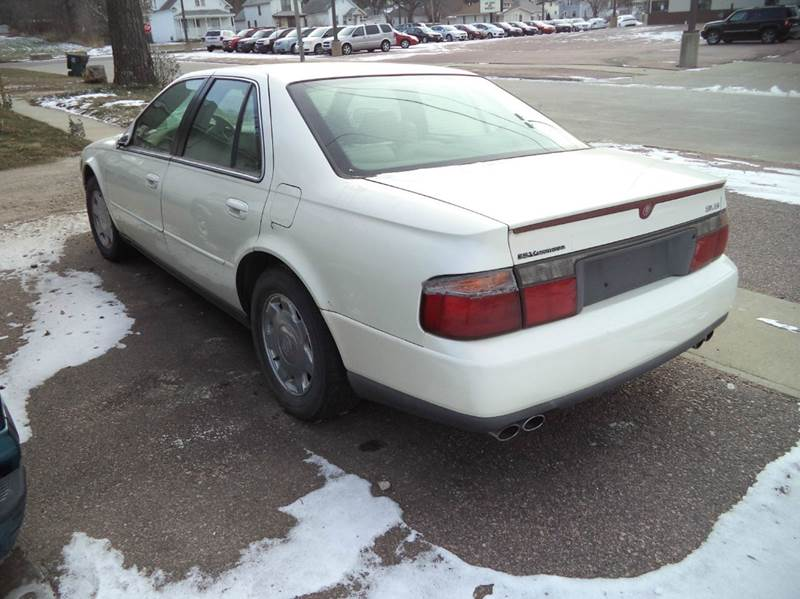 1999 Cadillac Seville SLS 4dr Sedan - Sioux City IA
